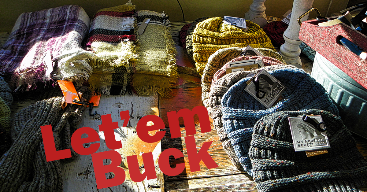 Let'em Buck Apparel and Supply