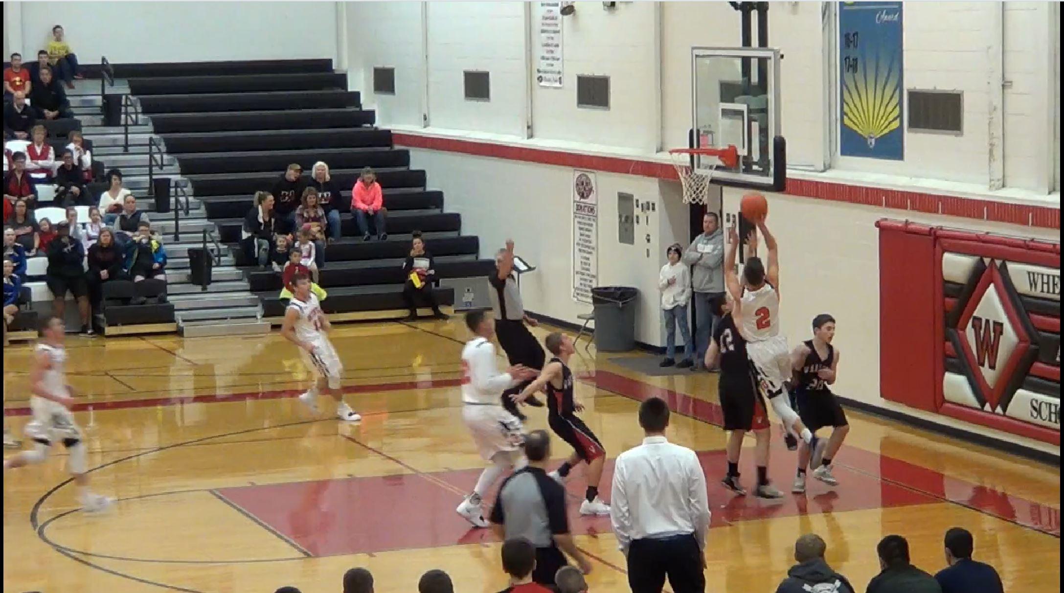 Video Highlights – Boys Basketball Trojans vs. Wheaton