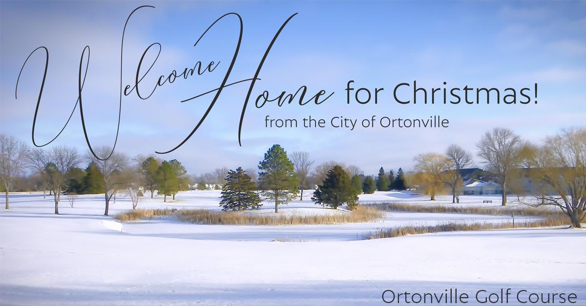 Welcome Home for Christmas!