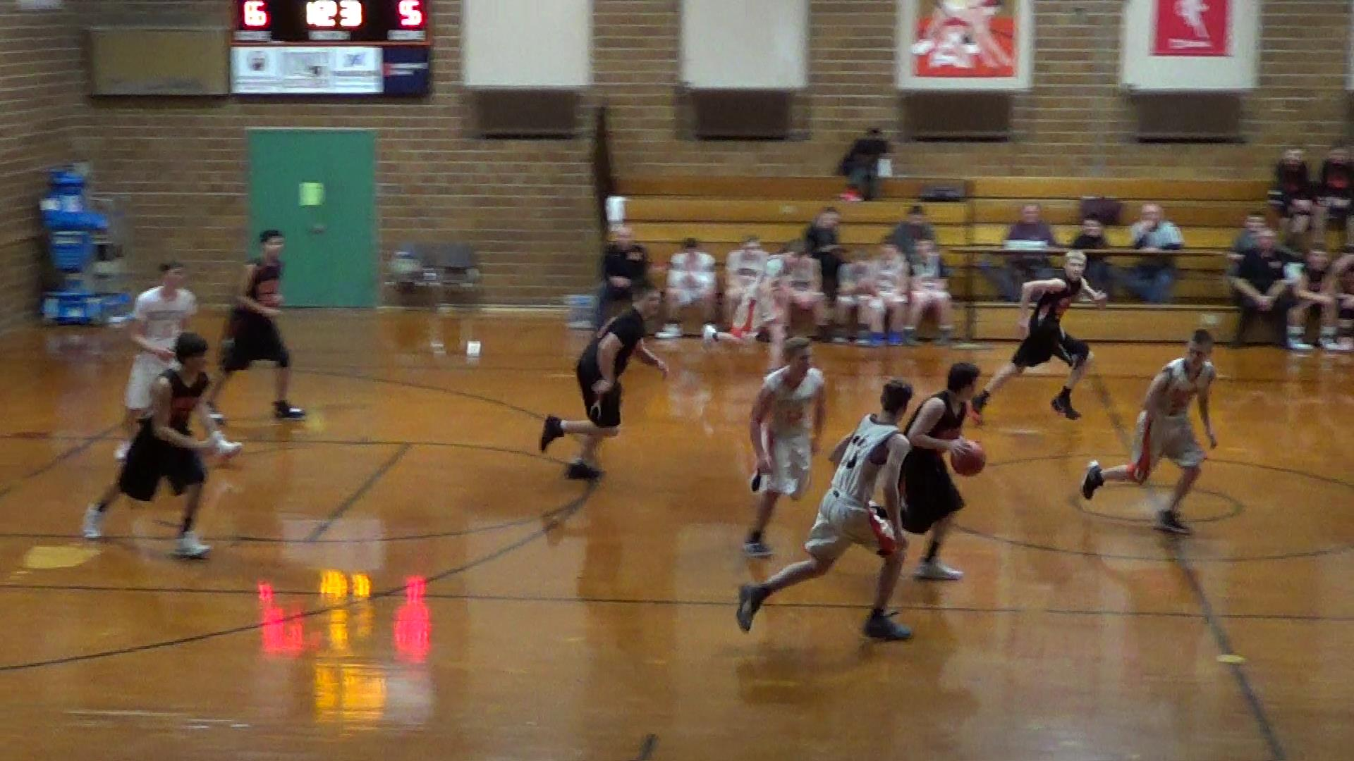 Video Highlights:  Lots of Basketball this Weekend!