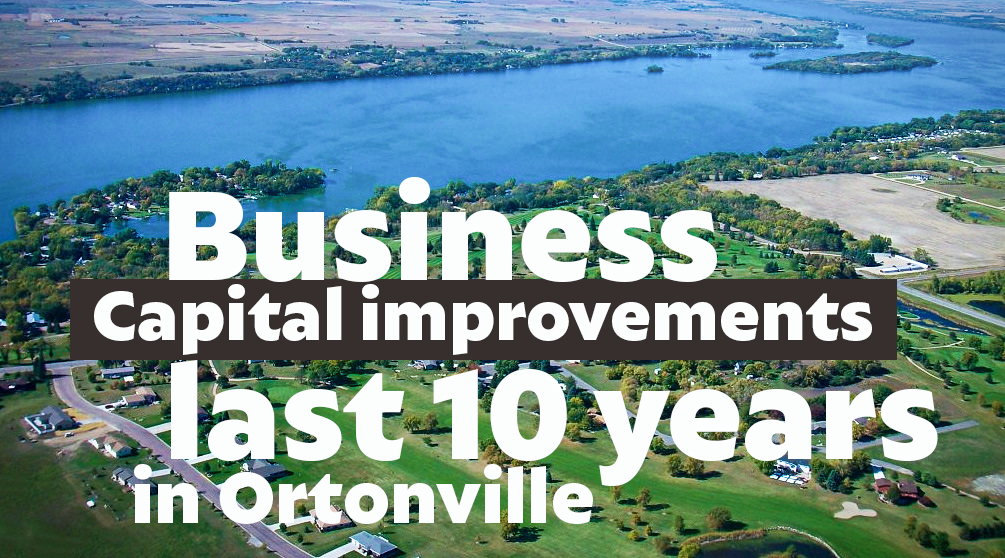 2020 Listing the Ortonville Investments